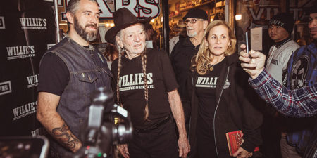 Willie's Reserved – Exile